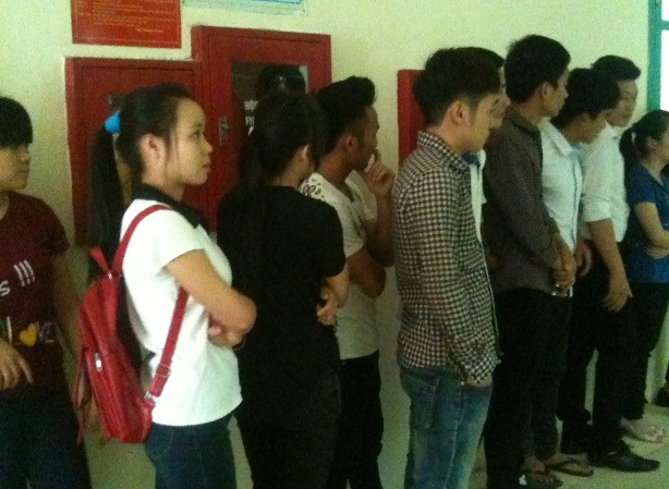 Phỏng vấn tuyển cộng tác viên dạy tiếng dân tộc H'Mông